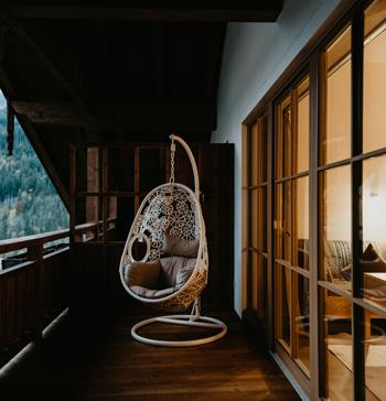 Balkon Traumschwinger