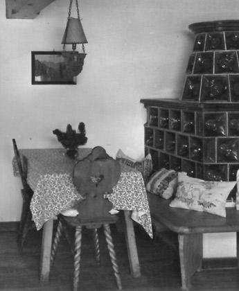 Bauernstube 1950