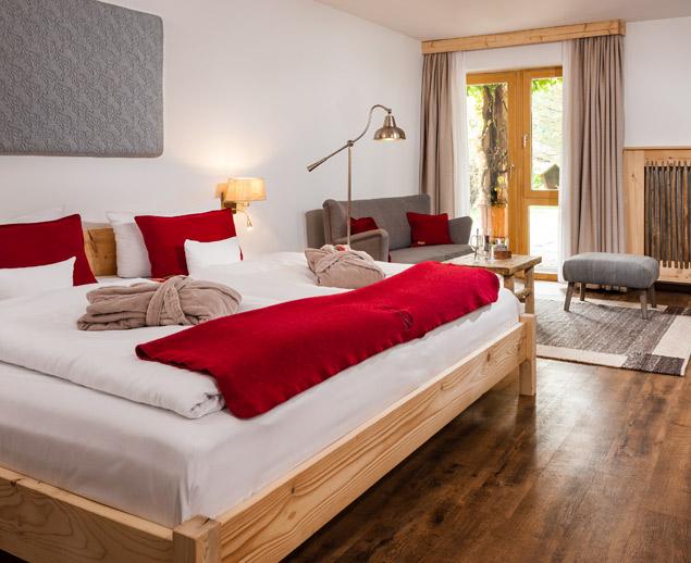 Doppelzimmer Bergenzian