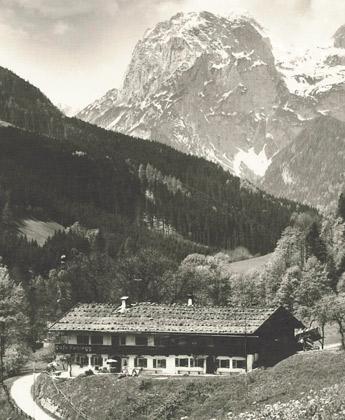 Rehlegg 1950