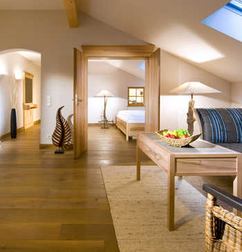 Wohnzimmer Alpenmohn