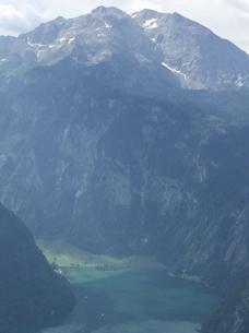 Blick auf Königssee