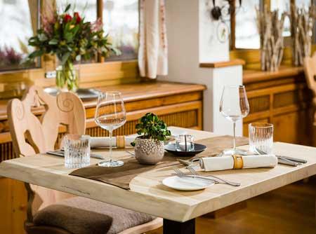 Restaurant Tisch