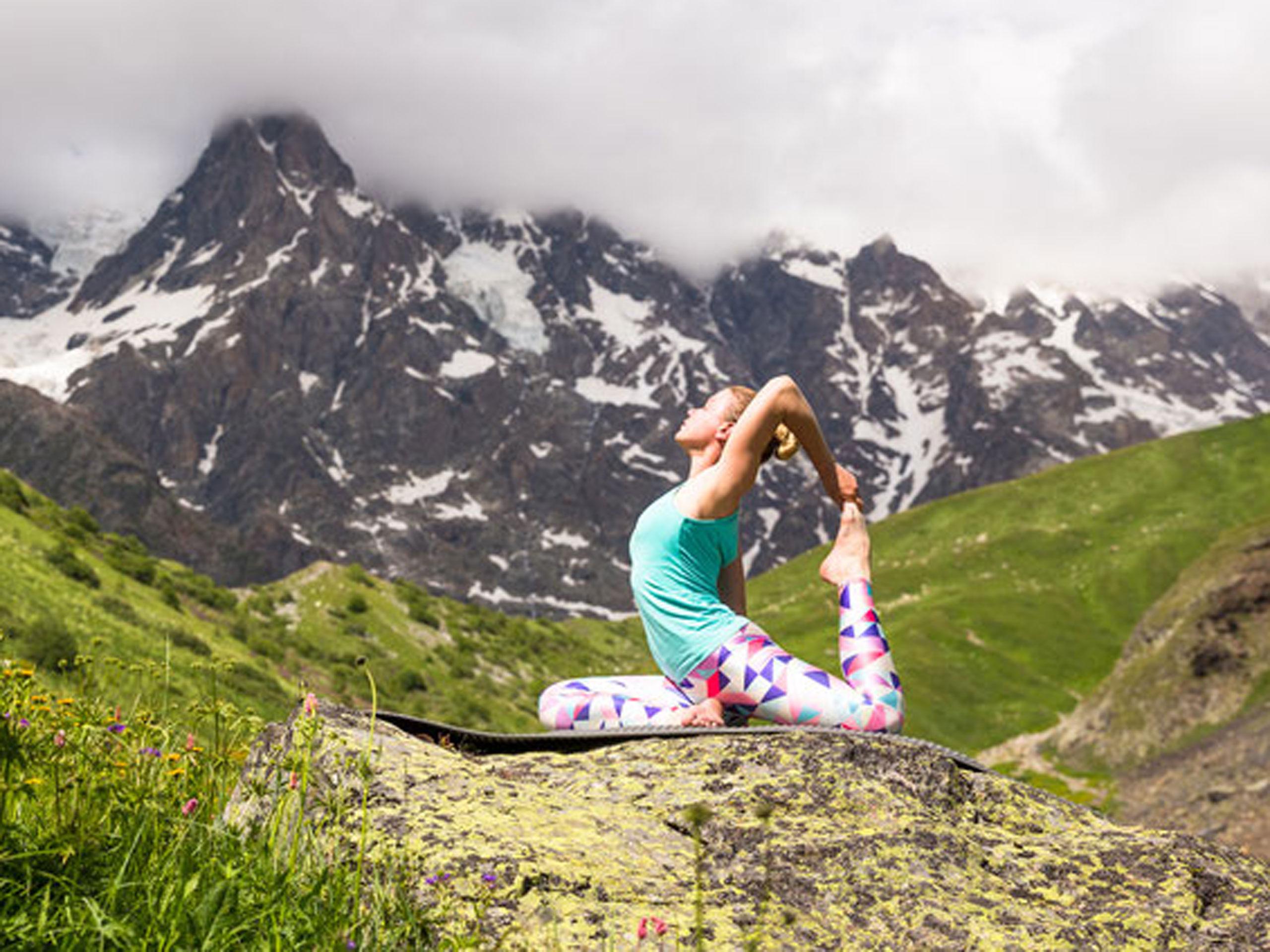 Yoga Retreat Rehlegg