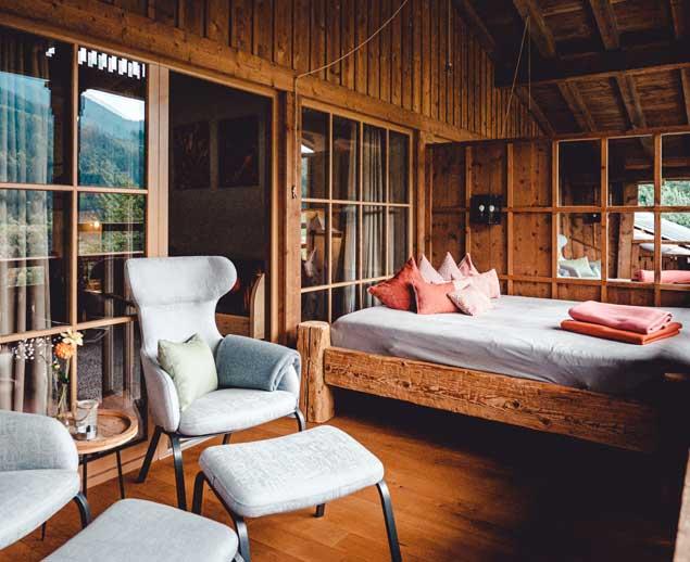 Zimmer und Suiten Rehlegg